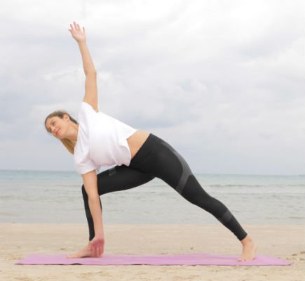 Lunge With Spinal Twist