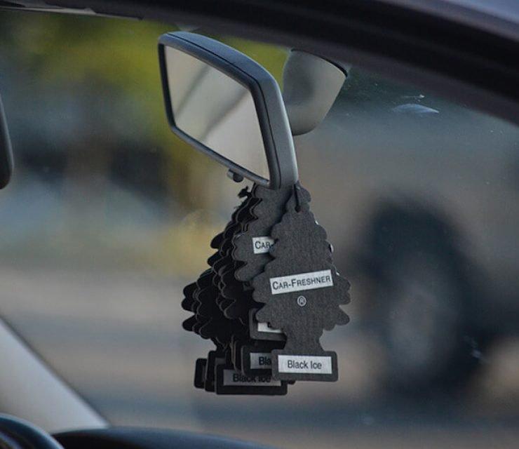 dangers of car air fresheners