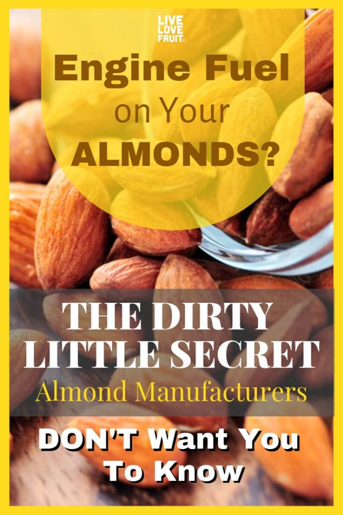 PPO treated almonds