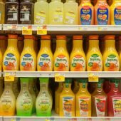 glyphosate in orange juice