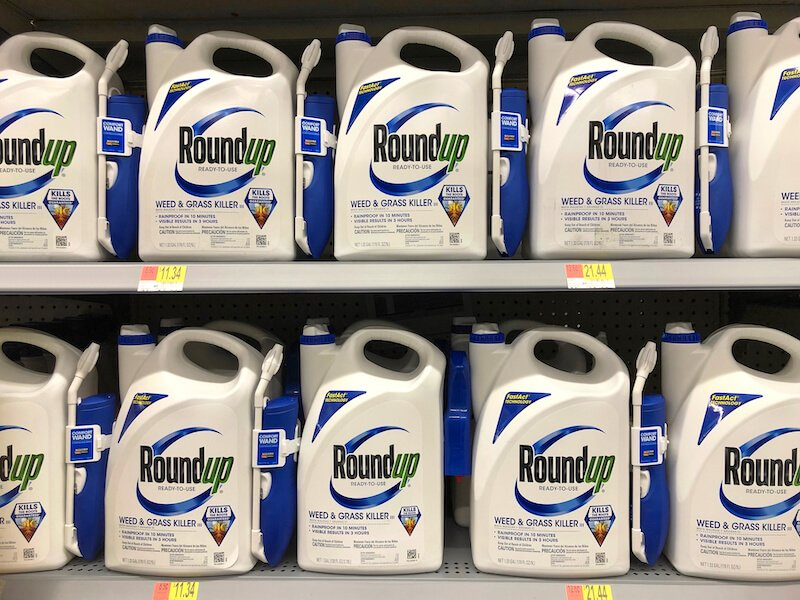 Roundup Weedkiller Causes Cancer
