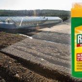 glyphosate in organic hydroponics
