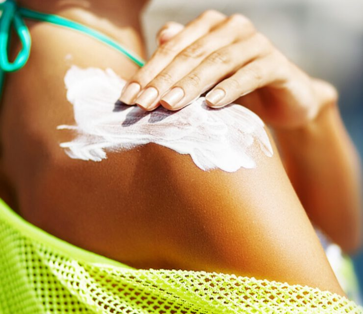 does sunscreen cause cancer