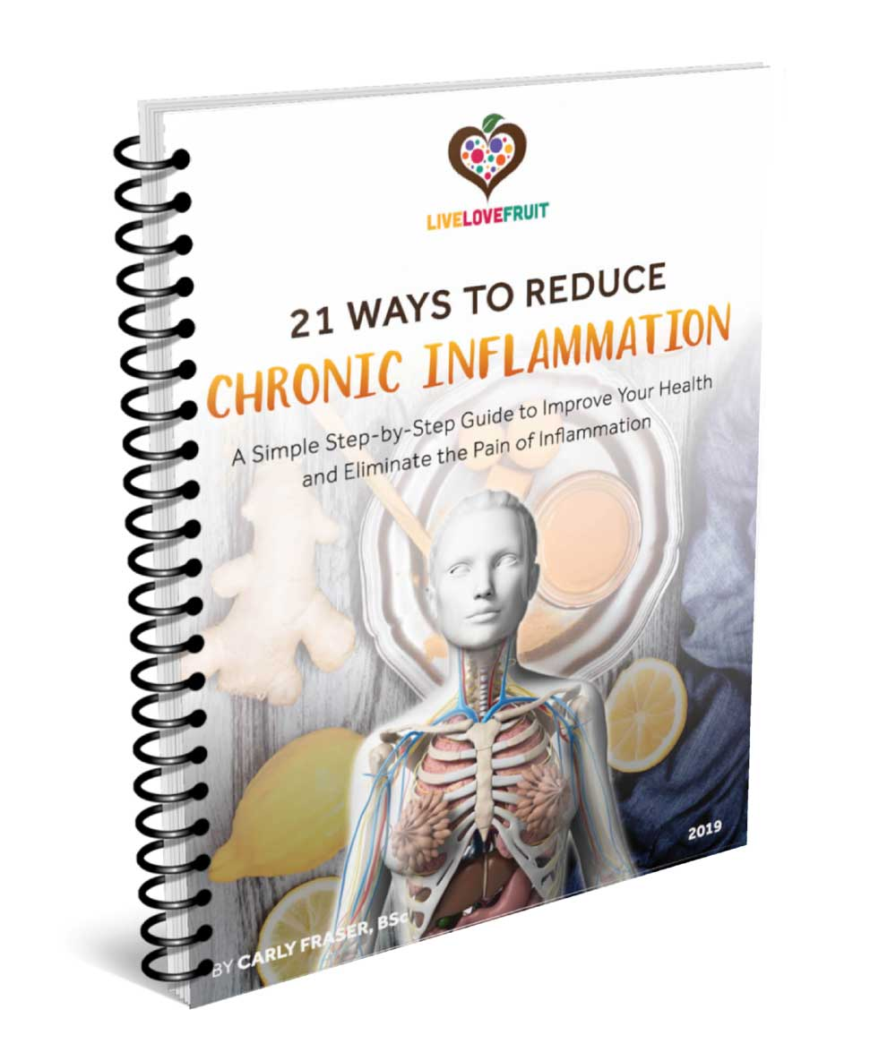 21 Ways to Reduce Chronic Inflammation