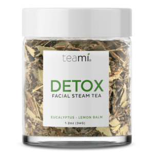 Detox Facial Steam Tea
