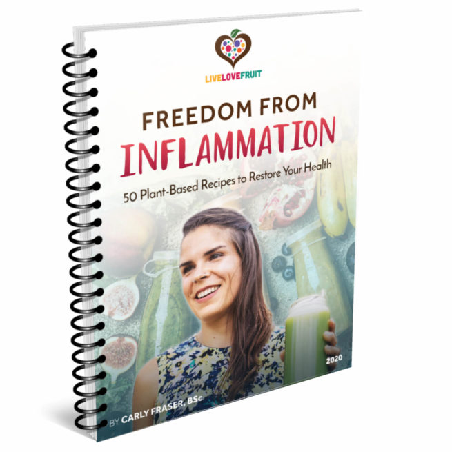 freedom from inflammation recipe ebook