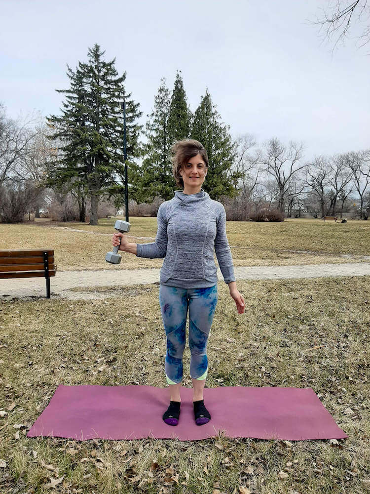 external rotation exercise