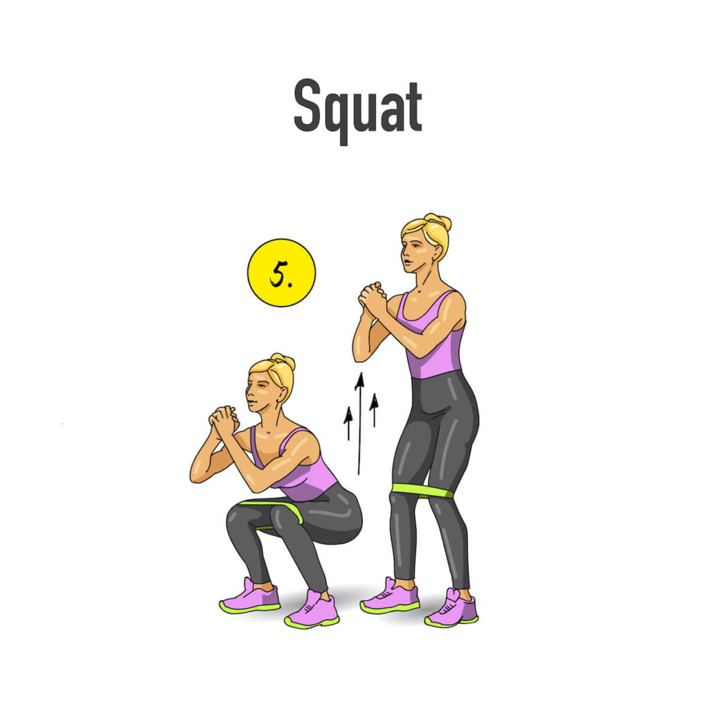 squat illustrated